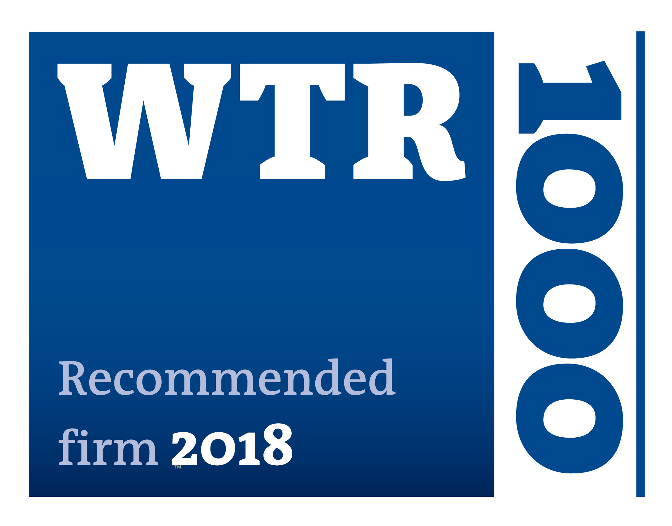 WTR Recommended Firm